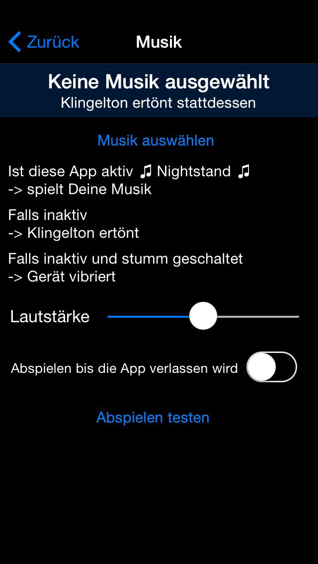 Verschließbarer Wecker – Black Edition - iphone1