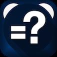 Mathe Wecker – Black Edition icon