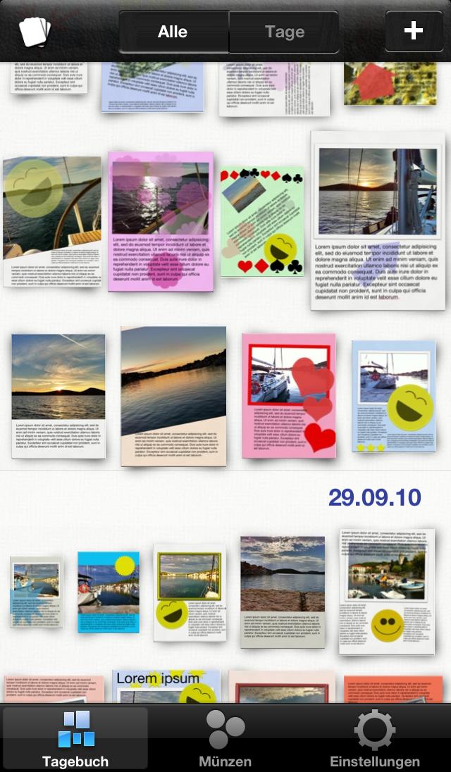 Fototagebuch – Die Geschichte Deines Lebens - iphone1