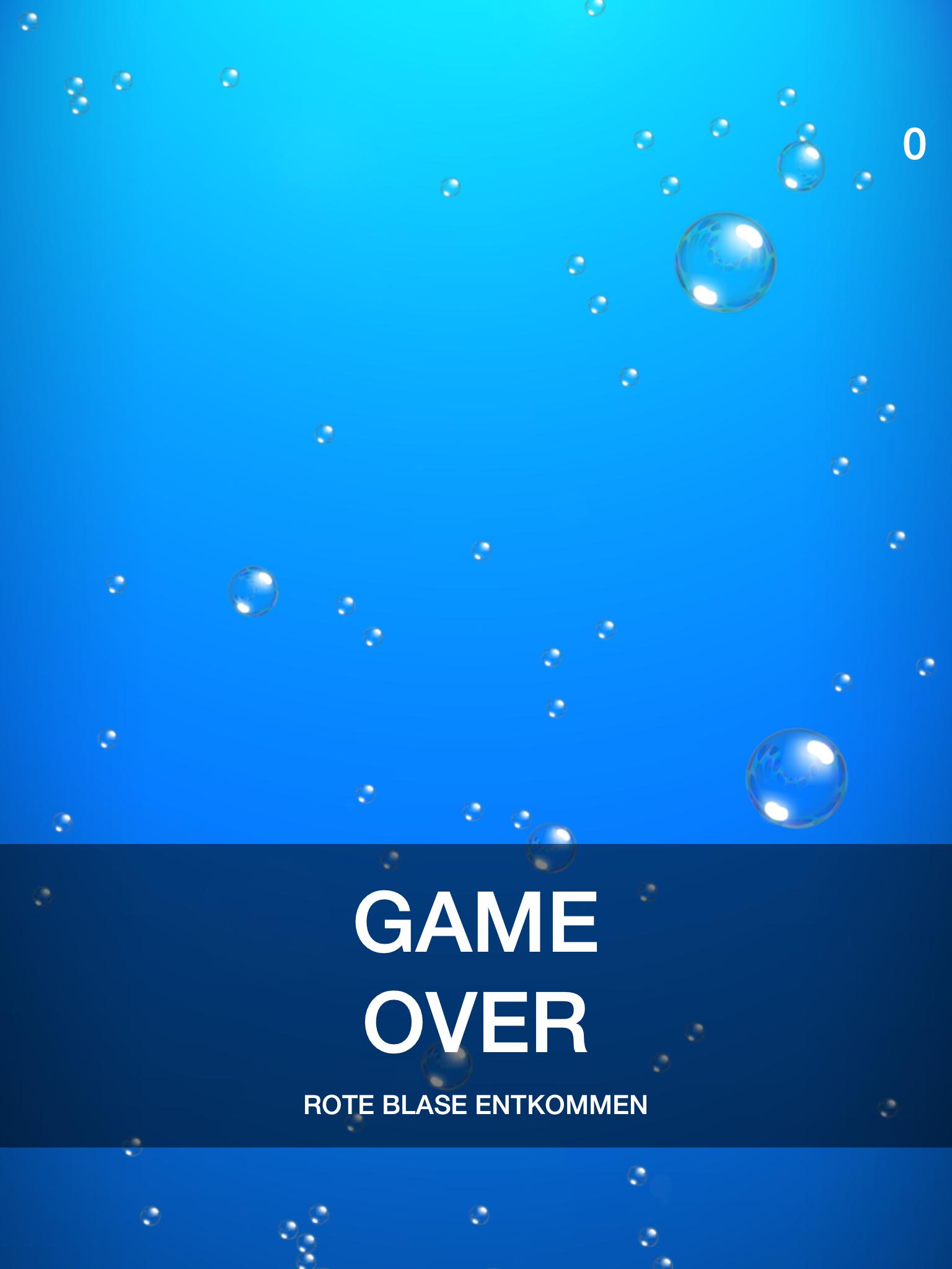 Bubble Stream - ipad2